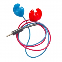 CME Custom Molded Ear Plug Cables