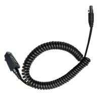 Motorola Portable Radio Plug in Headset Cables