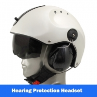 Icaro Rega II Aviation & Marine Helmet without Communications