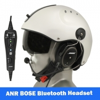 Icaro Pro Copter Aviation Helmet with BOSE A20 Headset