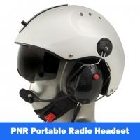 Icaro Pro Marine Helmet with Tiger Portable Radio Headset