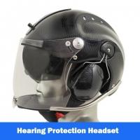 Icaro Rollbar Plus Carbon Fiber Aviation/Marine Helmet without Communications