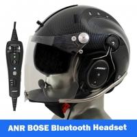 Icaro Rollbar Plus Aviation Helmet with BOSE A20 Headset