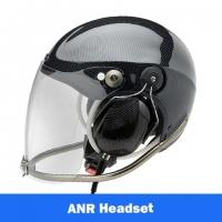 Icaro Rollbar Aviation Helmet with Tiger ANR Headset