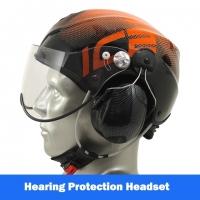 Icaro Solar X EMS/SAR Aviation & Marine Helmet without Communications