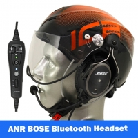 Icaro Solar X Aviation Helmet with BOSE A20 Headset