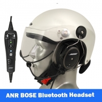 Icaro Scarab Aviation Helmet with BOSE A20 Headset