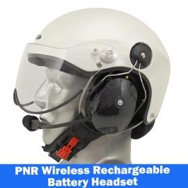 Icaro Scarab Marine Helmet with Tiger Intercom PNR Wireless Headset Kit