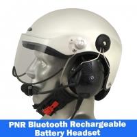 Icaro Scarab EMS/SAR Aviation Helmet with Tiger Intercom PNR Headset with Bluetooth