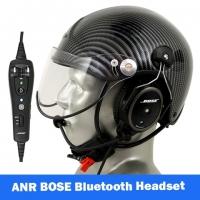 Icaro TZ Aviation Helmet with BOSE A20 Communications