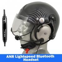 Icaro TZ EMS/SAR Aviation Helmet with Lightspeed Zulu 3 Headset