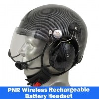 Icaro TZ Marine Helmet with Tiger Wireless Headset