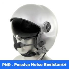 MSA Gallet LH050 Flight Helmet with Tiger PNR Communications