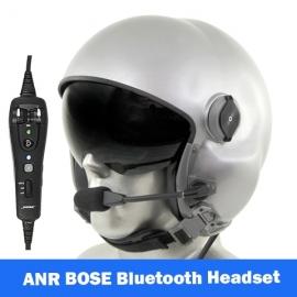 MSA Gallet LH050 Flight Helmet with BOSE A20 Communications