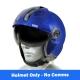 MSA Gallet LH250 Flight Helmet - Yellow