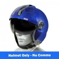 MSA Gallet LH250 Flight Helmet - Yellow