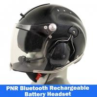 Icaro Rollbar Plus EMS/SAR Aviation Helmet with Tiger PNR Headset with Bluetooth