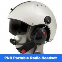 Tiger EMS/SAR Portable Radio Helmet/Headset Communications