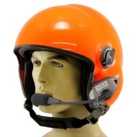 MSA Gallet LH050 Marine Helmet for Tiger Scuba Mask with PNR Communications
