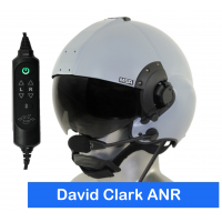 MSA Gallet LH350 Flight Helmet with David Clark ONE-X Communications