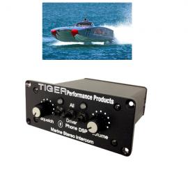 Tiger Offshore Race Boat Marine Digital Intercom System