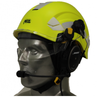 Petzl Vertex Aviation Helmet with BOSE A20 Headset