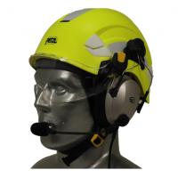 Petzl Vertex EMS/SAR Aviation Helmet with Lightspeed Zulu 3 Headset