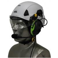 Petzl Strato Aviation Helmet with PNR Communications