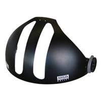 MSA Gallet Carbon Visor Cover