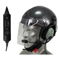Icaro TZ Aviation Helmet with David Clark ONE-X Communications
