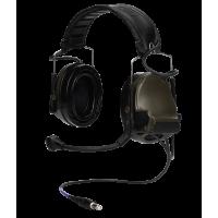 3M Peltor ComTac V/Swatac V Aviation PNR Tactical Hear Thru Portable Radio Headset