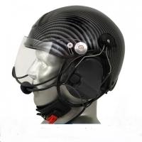 Icaro TZ Marine Helmet with ComTac V/Swatac V PNR Tactical Hear Thru Headset