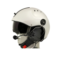 Icaro Pro Marine Helmet with ComTac V/Swatac V Tactical PNR Portable Radio Headset