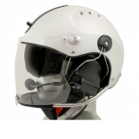 Icaro Rollbar Plus Marine Helmet with ComTac V/Swatac V PNR Tactical Hear Thru Headset