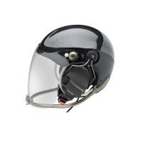 Icaro Rollbar Aviation Helmet with ComTac V/Swatac V Tactical PNR Portable Radio Headset