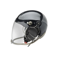 Icaro Rollbar EMS/SAR Aviation Helmet with ComTac V/Swatac V Tactical PNR Portable Radio Headset