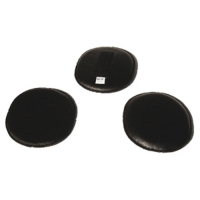 Kit of 3 Leather Top Pads 5,10,15mm
