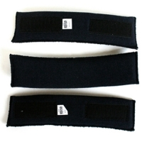 Kit of 3 Cloth Front Pads 5,10,15mm