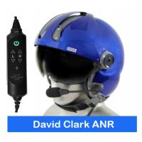 MSA/Tiger USA DOI/USFS Certified LH250T Flight Helmet with David Clark ONE-X Communications