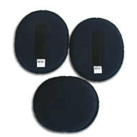 Kit of 3 Cloth Top Pads 5,10,15mm