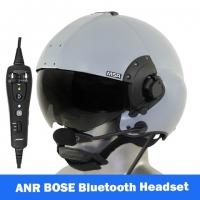MSA/Tiger USA DOI/USFS Certified LH350T Flight Helmet with BOSE A20 Communications