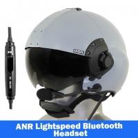 MSA/Tiger USA DOI/USFS Certified LH350T Flight Helmet - Lightspeed Zulu H-Mod Communications