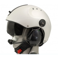 Tiger Active Noise Reduction (ANR) EMS/SAR Aviation Headset with Bluetooth