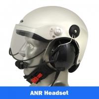 Icaro Scarab EMS/SAR Aviation Helmet with Tiger ANR Headset - Aircraft Panel Powered