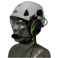 Petzl Strato EMS/SAR Aviation Helmet with PNR Communications with Bluetooth