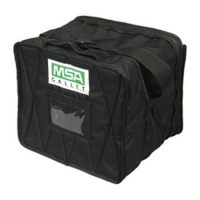 Premium MSA Gallet Helmet Heavy Duty Gear Bag with Pocket