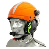 Gecko Cut Away Marine Crew Helmet - PNR Communications