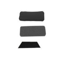 MSA Gallet LH350 Adjustable Neck Pads