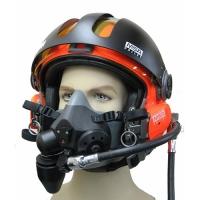 Marine Helmet SCUBA Mask Hose Kit-Open Face