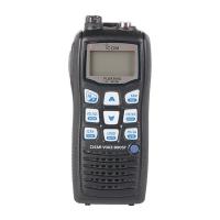 ICOM M36 6 Watt VHF Marine Handheld Transceiver